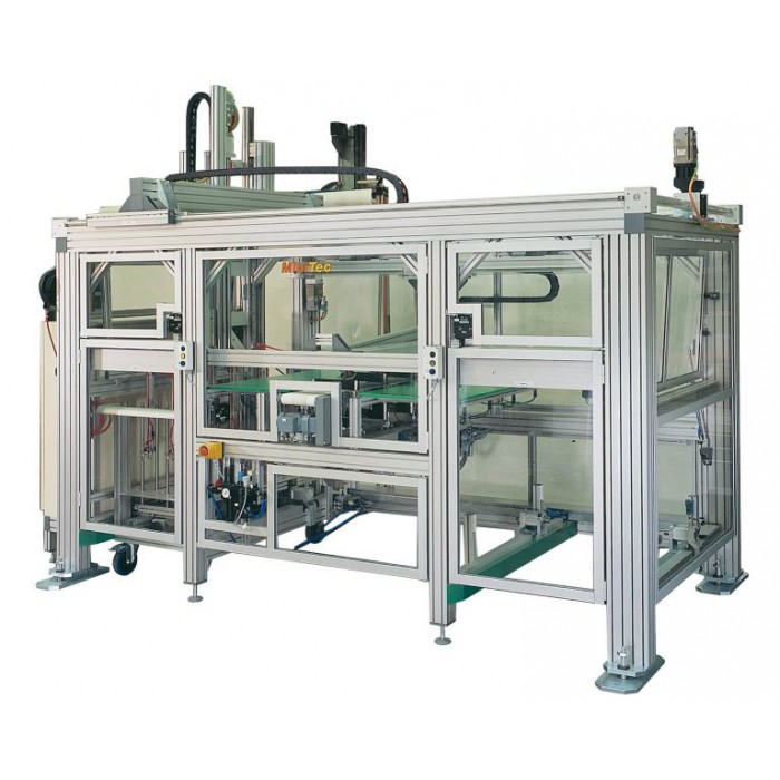 Ứng dụng nhôm định hình trong sản xuất máy công nghiệp