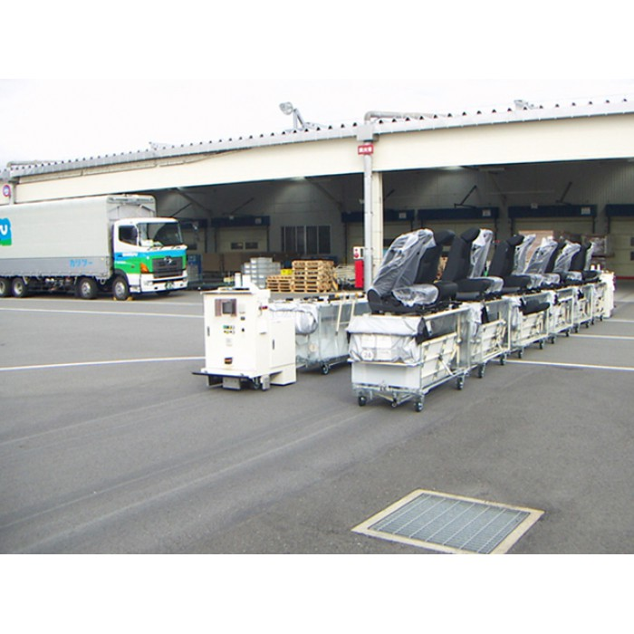 Xe AGV vận chuyển hàng ATA-TRA 08
