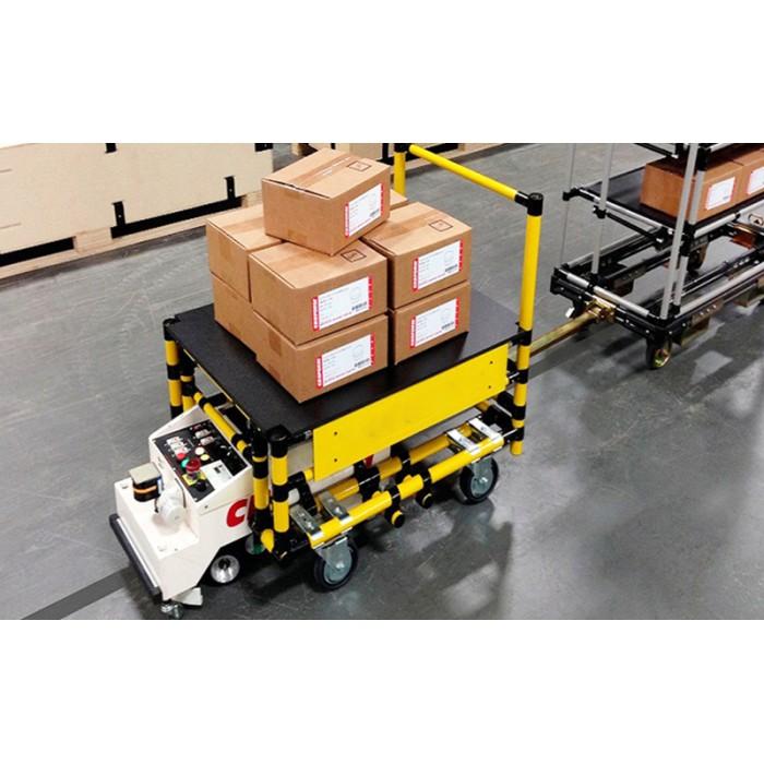 Xe AGV vận chuyển hàng ATA-TRA 01
