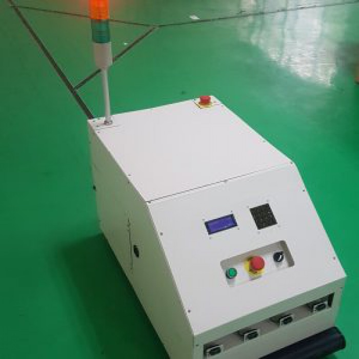 Xe AGV kéo hàng ATA-PUL 10