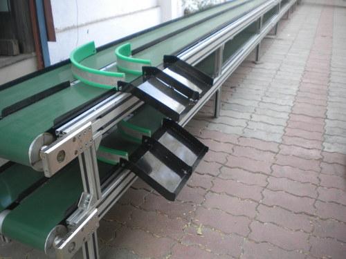 Ứng dụng nhôm định hình trong sản xuất băng tải