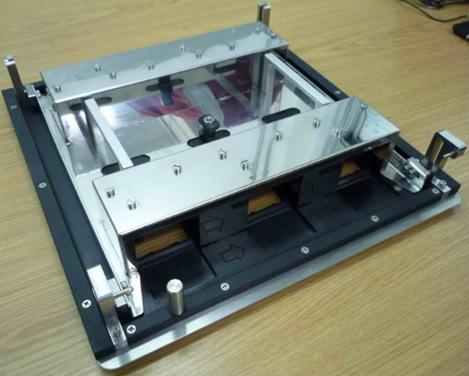 PCB DIP PALLET DESIGN AND MAKING
