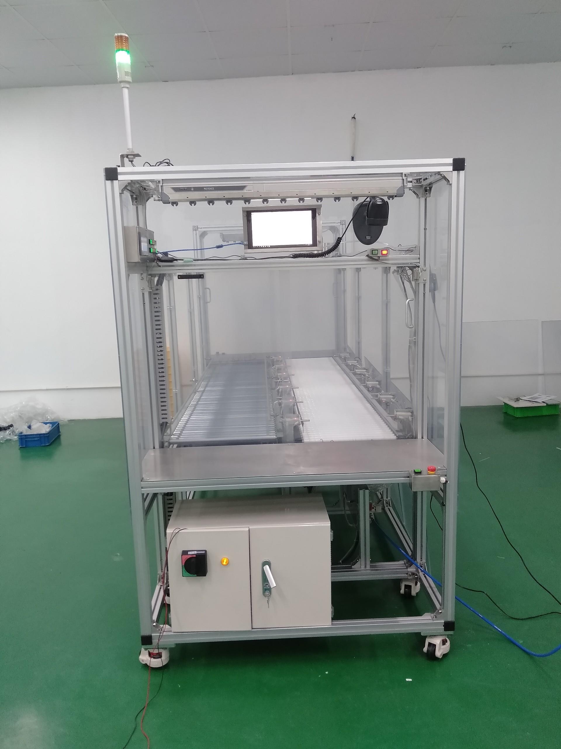 khung máy bằng nhôm định hình