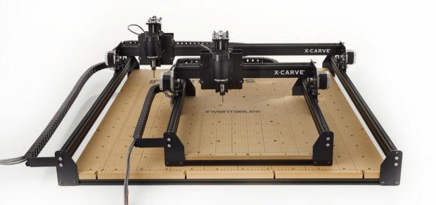 Máy CNC nhôm định hình