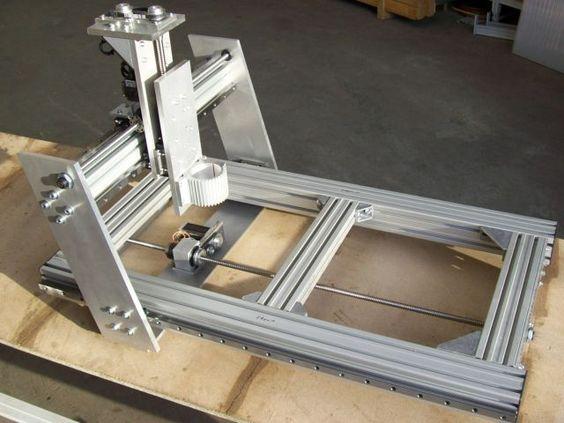 Nhôm định hình CNC - 01