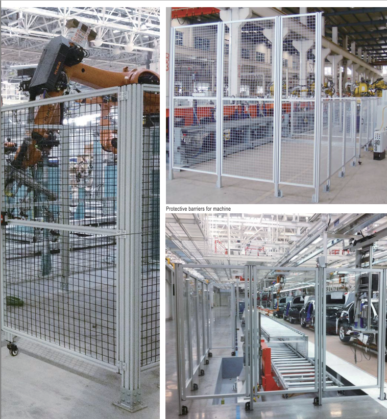 Hàng rào bảo vệ công nghiệp